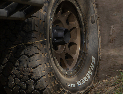 General Tire Grabber A/T X Review
